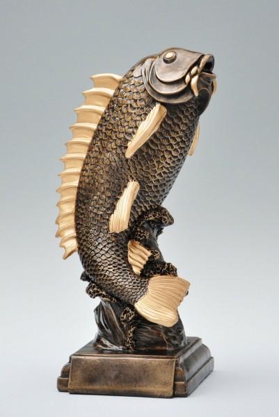 STIEBER Resinfigur Fisch 39274