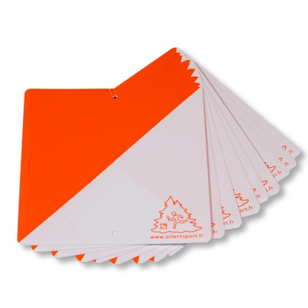 ORIENTSPORT Postenmarkierungen Kunststoff