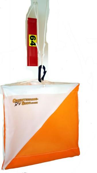 OS Postenschirm 15x15 cm, mit Zange