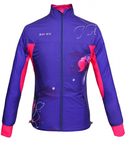BRYZOS Light Weight Jacket - Flöra Purple