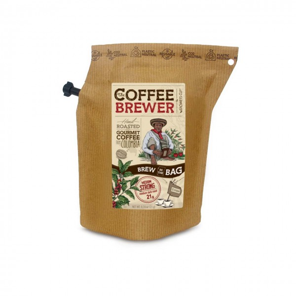 Grower Kaffee '2 Cups' - Colombia