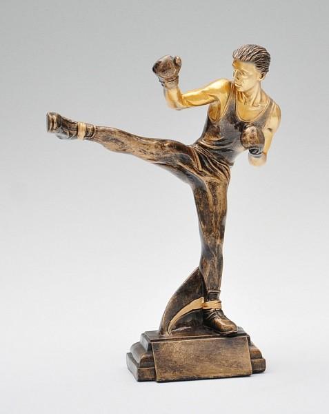 STIEBER Resinfigur Kickboxen 39334