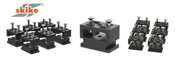 SKIKE Bindungs-Adapter Set FIRE 150 43mm K-P1-43