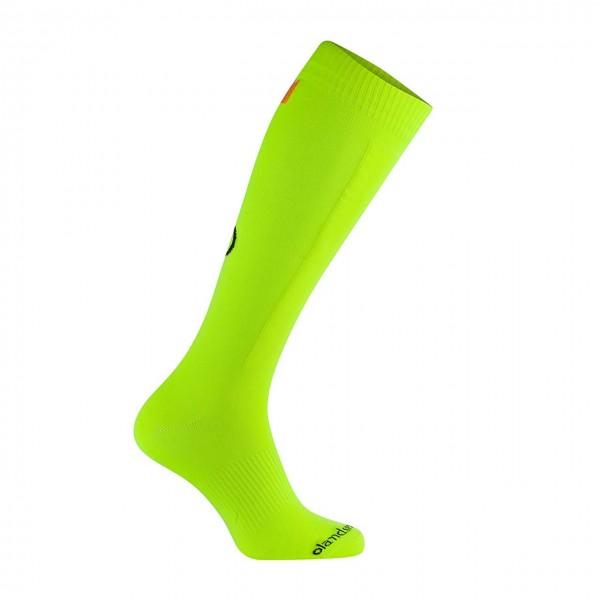 OLAND Orienteering Socks - NEON