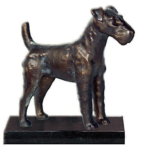 MOLL Hund Terrier 61939