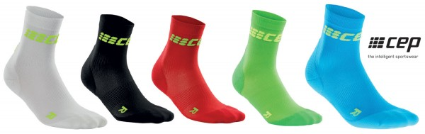 CEP ULTRALIGHT SHORT SOCKS - Men