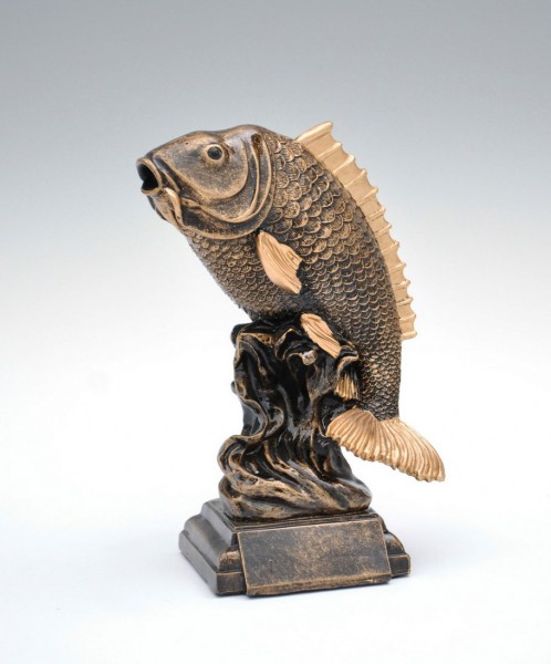 STIEBER Resinfigur Fisch 39279