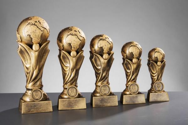 STIEBER Resinfigur Soccer-Cup