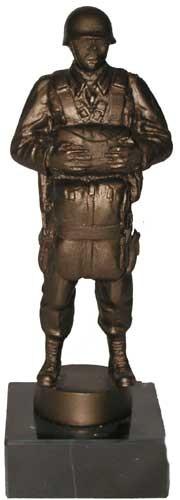 Fallschirmspringer Bronze