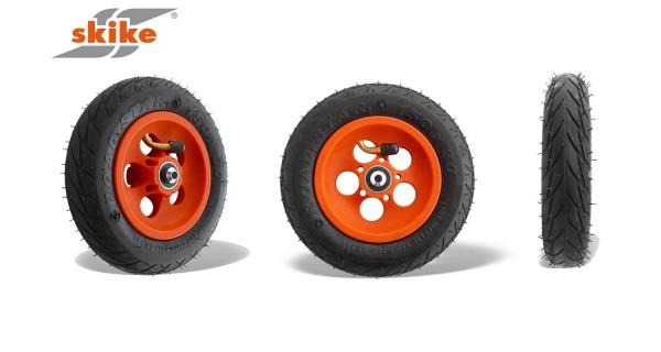 SKIKE 6 Zoll Rad ROAD STAR orange5HO-RS
