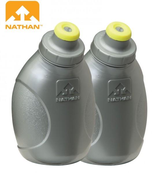 NATHAN Push-Pull Cap Flask