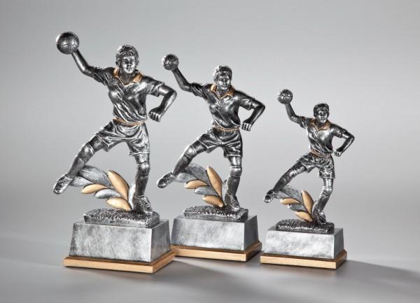 STIEBER Resinfigur Handball Damen