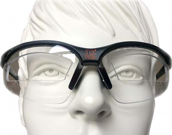 VAVRYS Sportbrille Lochversion