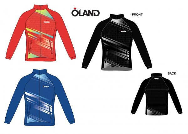 OLAND Training Jacket Race face