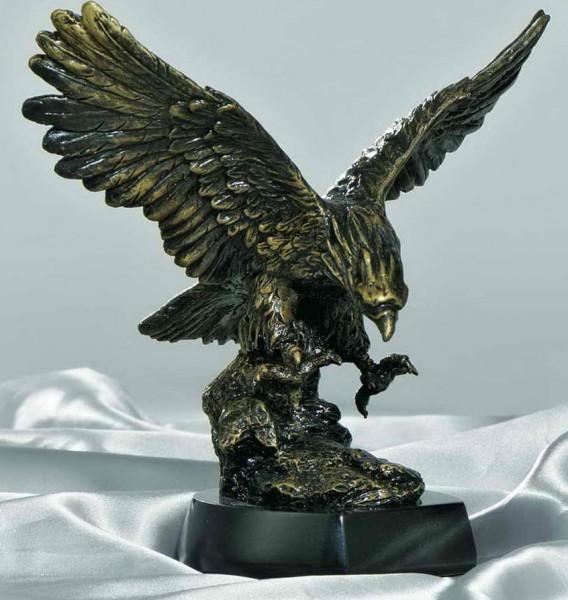 STIEBER Resinfigur Adler, 25 cm